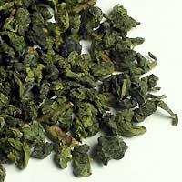 凍頂烏龍茶の茶葉