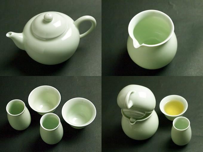 風清堂 茶壷・茶海・聞香杯・茶杯画像